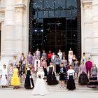 Oglejte si najlepše videze z modne revije Chanel Haute Couture jesen/zima 2021/22