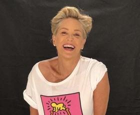 Sharon Stone nam je pokazala, kako nositi leopardji vzorec (eleganten stajling za ženske vseh starosti)