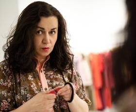 """Sanja Grcić: """"Kot prekarka v kreativni industriji se tolažim z dejstvom, da to počnem za svoj poklic!"""""""
