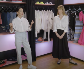 VIDEO: Kako kombinirati klasično belo srajco?