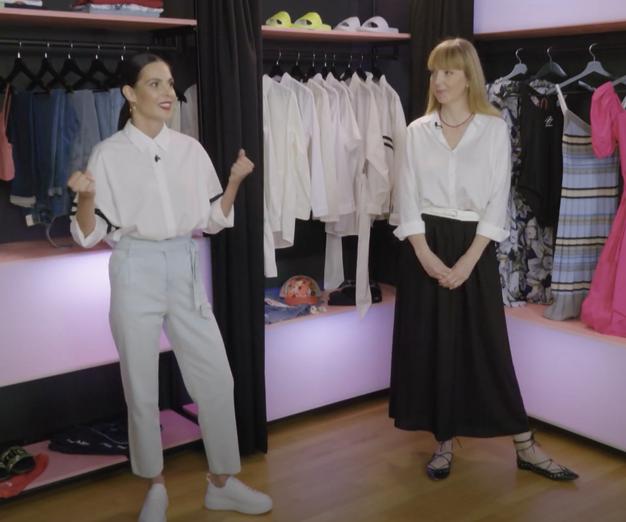 VIDEO: Kako kombinirati klasično belo srajco? - Foto: ELLE