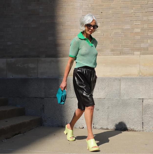 12 načinov, kako to poletje nositi usnje - Foto: Instagram