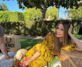 Sofia Vergara je nosila popolno poletno obleko