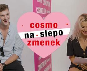 VIDEO: Cosmo mistra Tadeja smo poslale na zmenek na slepo (in se vanj zatreskale tudi me!)