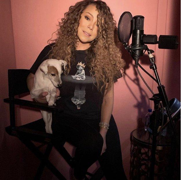 Mariah Carey nas je očarala v čudoviti večerni obleki - Foto: Profimedia