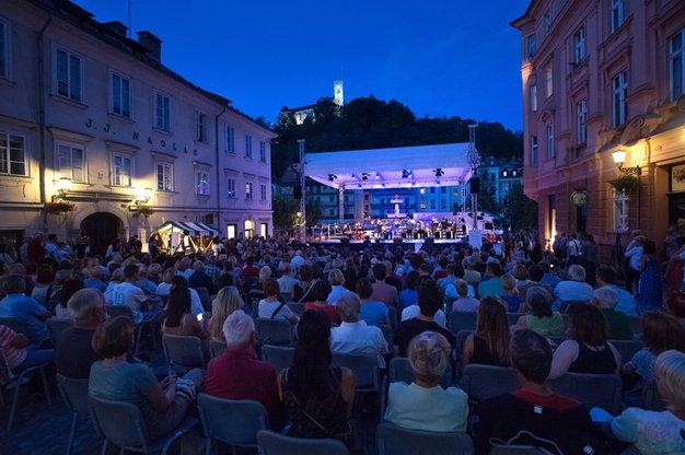 Noči v stari Ljubljani: 33. mednarodni glasbeni festival - Foto: Promocijsko gradivo