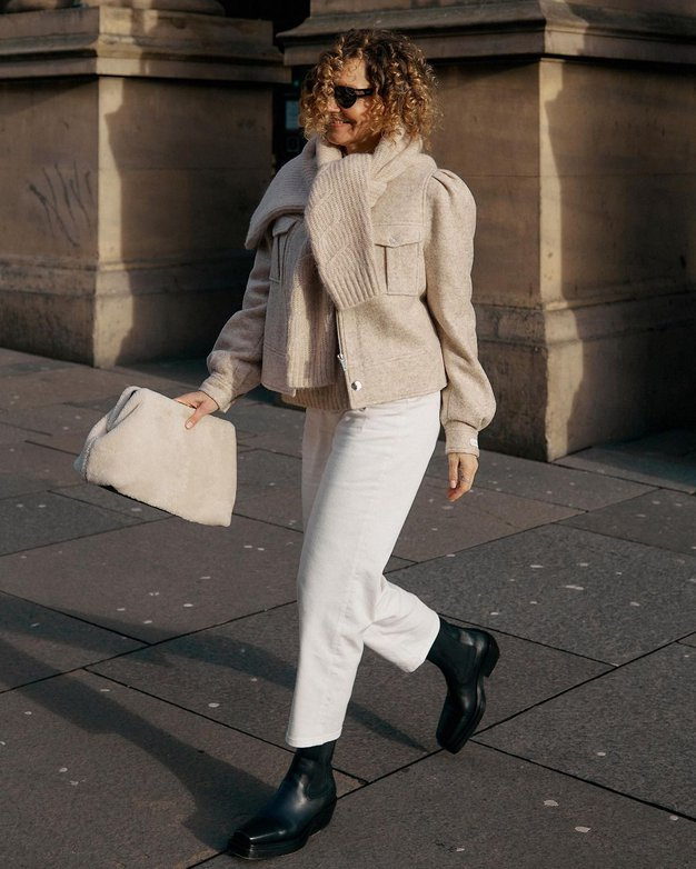 Kako se to jesen dobro modno obleči po 50. letu (triki in nasveti) - Foto: Instagram