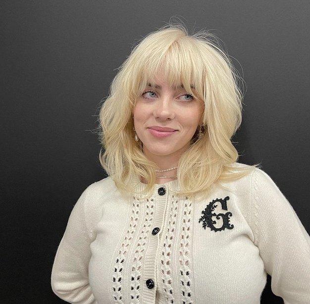 Billie Eilish ima novo frizuro, ki jo boste želeli posnemati - Foto: Porfimedia
