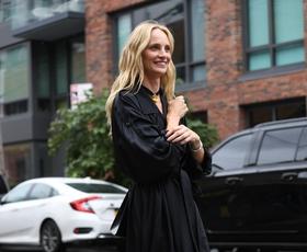 Najlepši stajlingi z ulic modnega tedna v New Yorku, ki jih lahko posnemate