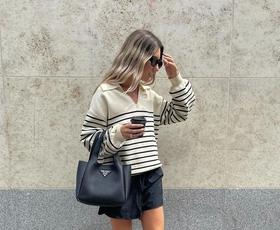 Ta pulover bomo to jesen videli povsod. Bodite prvi!