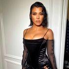 Pozabite dolgočasne kavbojke, Kourtney Kardashian je pravkar nosila najbolj nekonvencionalne hlače