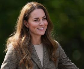 Kate Middleton na zadnjem dogodku nosila najbolj sporne hlače tega leta