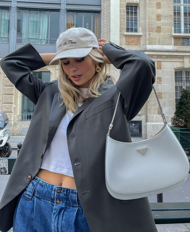 To je najbolj modna torbica ta hip - Foto: Instagram