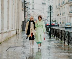 Trenirke so nove kavbojke: 5 načinov elegantnega nošenja trenirke po vzoru Francozinj