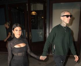 Kourtney Kardashian je zaročena! Poglejte si vse najlepše stajlinge, ki jih nosi na zmenkih s Travisom